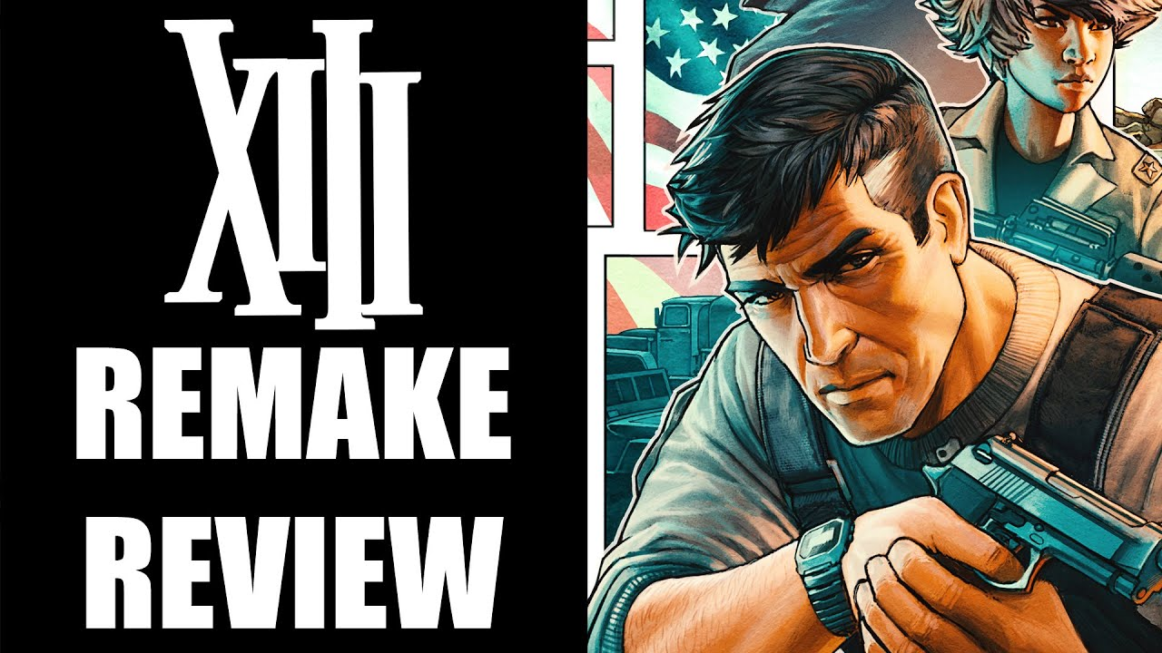 XIII Remake Review – One of the Worst Games of All Time