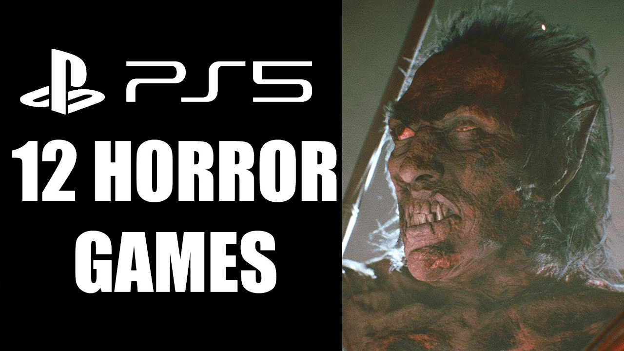 12 Upcoming PS5 Horror Games That Will Haunt You Long After The Credits Roll