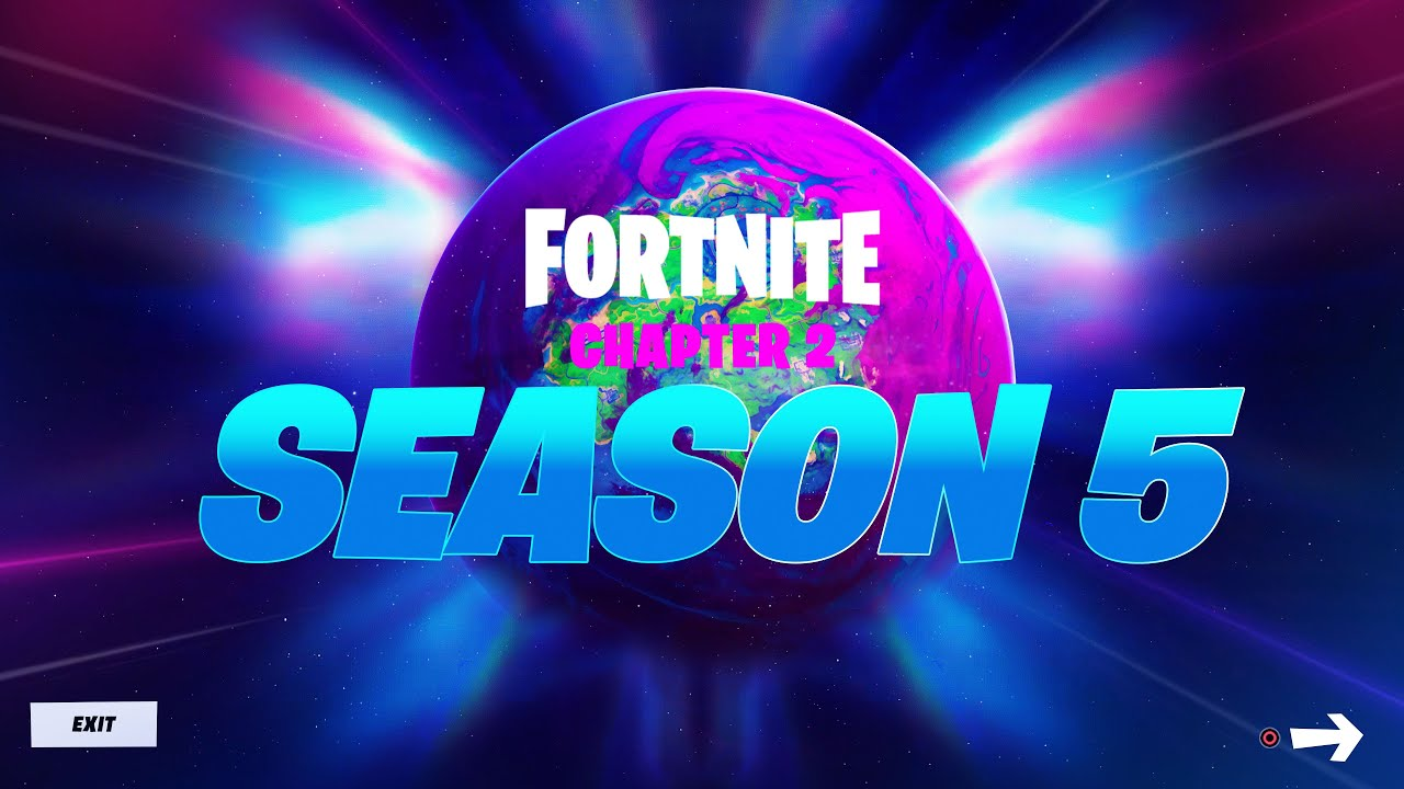 Welcome to Fortnite Season 5